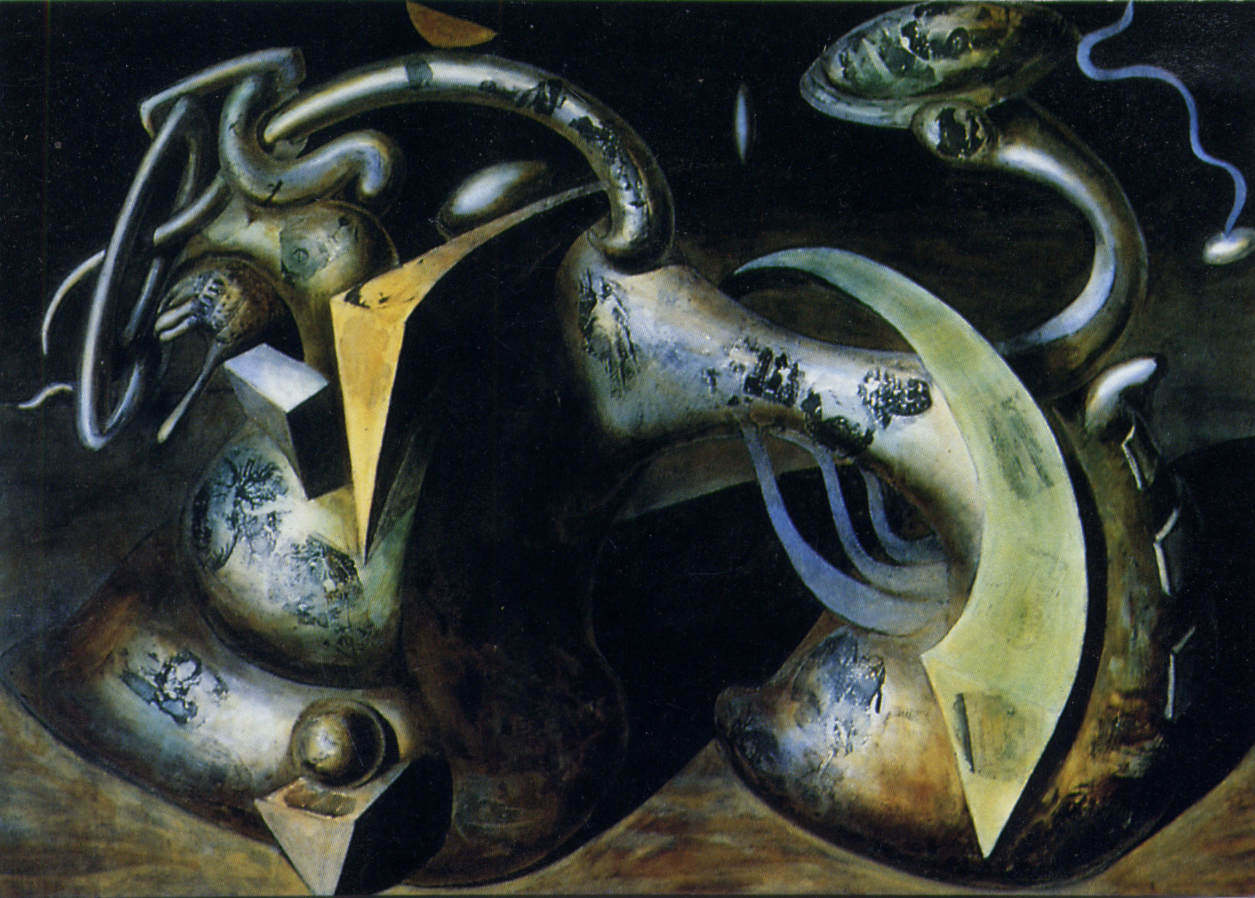 Oil on canvas, 1991.